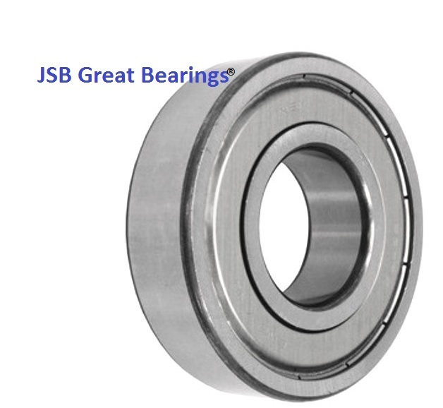 626-ZZ metal shields 626Z bearing 626 2Z ball bearings 626 ZZ
